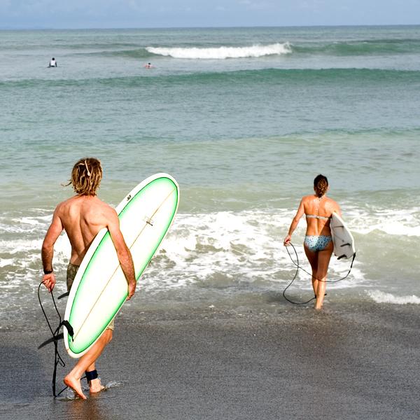 surf run